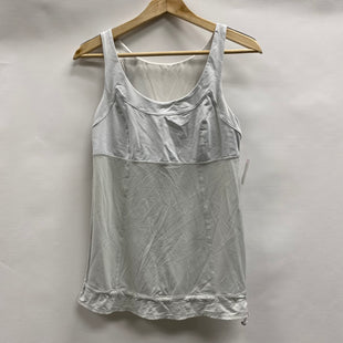 Primary Photo - BRAND: LULULEMON STYLE: ATHLETIC TANK TOP COLOR: GREY SIZE: 8 SKU: 194-194183-24827