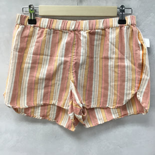 Primary Photo - BRAND: MADEWELL STYLE: SHORTS COLOR: MULTI SIZE: XS SKU: 194-194231-2356
