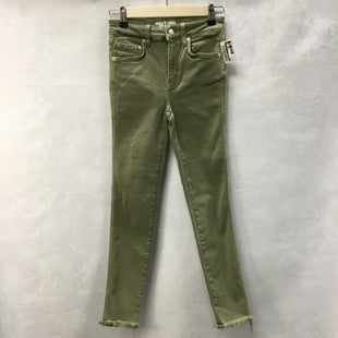 Primary Photo - BRAND: WE THE FREE STYLE: PANTS COLOR: OLIVE SIZE: 2 SKU: 194-194234-224
