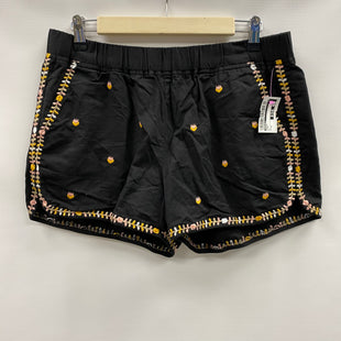 Primary Photo - BRAND: MADEWELL STYLE: SHORTS COLOR: BLACK SIZE: M SKU: 194-194183-24697