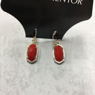 Primary Photo - BRAND: KENDRA SCOTT JEWLERY STYLE: EARRINGS COLOR: RED SKU: 194-194172-20495