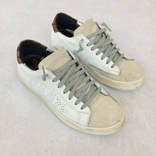 Primary Photo - BRAND:  P448STYLE: SHOES DESIGNER COLOR: MULTI SIZE: 8 OTHER INFO: P448 - SKU: 194-194229-2823DISTRESSED RUBBER DETAIL AT SOLE EDGE.
