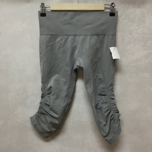 Primary Photo - BRAND: LULULEMON STYLE: ATHLETIC CAPRIS COLOR: GREY SIZE: 4 SKU: 194-194183-22732