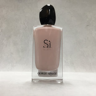 Primary Photo - BRAND: GIORGIO ARMANI STYLE: FRAGRANCE COLOR: PINK OTHER INFO: SI 3.4 FL OZ SKU: 194-194229-2775