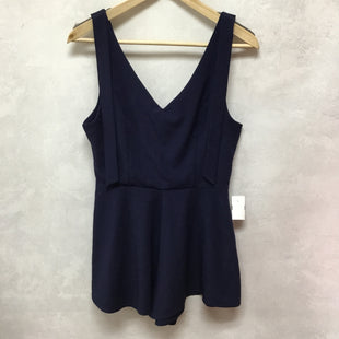 Primary Photo - BRAND: ALTARD STATE STYLE: DRESS SHORT SLEEVELESS COLOR: NAVY SIZE: M OTHER INFO: ROMPER SKU: 194-194225-2989