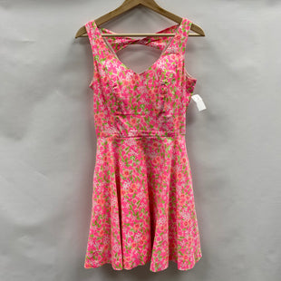 Primary Photo - BRAND: LILLY PULITZER STYLE: DRESS SHORT SLEEVELESS COLOR: PINK SIZE: 4SKU: 194-194167-33216