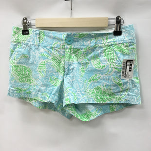 Primary Photo - BRAND: LILLY PULITZER STYLE: SHORTS COLOR: BLUE GREEN SIZE: 0 SKU: 194-194194-4648