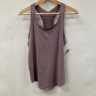 Primary Photo - BRAND: LULULEMON STYLE: ATHLETIC TANK TOP COLOR: PURPLE SIZE: 8 SKU: 194-194194-9567
