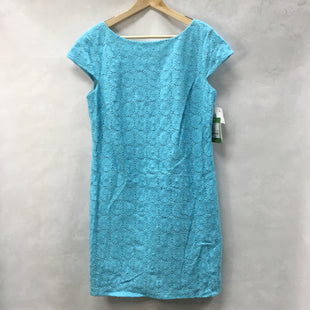 Primary Photo - BRAND: LILLY PULITZER STYLE: DRESS SHORT SHORT SLEEVE COLOR: BLUE SIZE: 14 SKU: 194-194234-287
