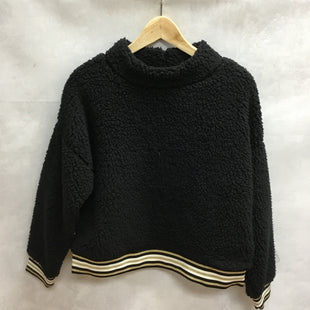 Primary Photo - BRAND: NANETTE LEPORE STYLE: FLEECE COLOR: BLACK SIZE: M OTHER INFO: NEW WITH TAGS! SKU: 194-194220-3658