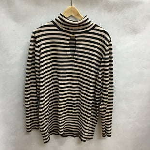 Primary Photo - BRAND: LANE BRYANT STYLE: TOP LONG SLEEVE COLOR: STRIPED SIZE: 2X SKU: 194-194197-13315