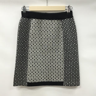 Primary Photo - BRAND: SPARROW STYLE: SKIRT COLOR: BLACK WHITE SIZE: XS SKU: 194-194229-4594