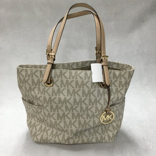 Primary Photo - BRAND: MICHAEL KORS STYLE: HANDBAG DESIGNER COLOR: MONOGRAM SIZE: LARGE SKU: 194-194183-22556