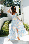Jaase Carmen Maxi Dress Riley Print - Kenzie Tenzie