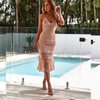 Two Sisters the Label Estelle Dress - Blush - Kenzie Tenzie