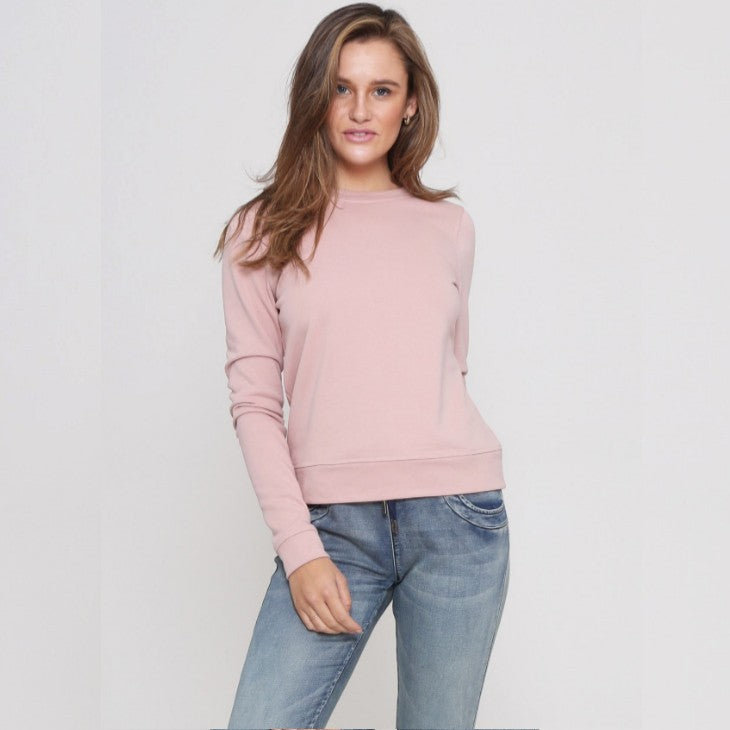 Jayden Sweater - Blush