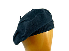 "Load image into Gallery viewer, ""Tessa"" Tucked Beret"
