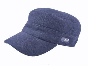 Trent Cadet Cap in Navy