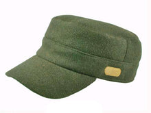 Load image into Gallery viewer, Trent Cadet Cap in Olive