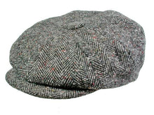 Load image into Gallery viewer, Hampton Newsboy Cap in Slate
