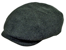 Load image into Gallery viewer, Bentley Flat Cap in Slate