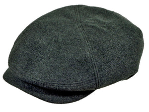 Bentley Flat Cap in Slate