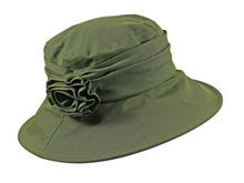 Load image into Gallery viewer, WSC41 Wax Cotton Brim in Olive