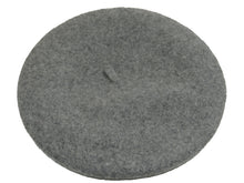 Load image into Gallery viewer, WSC500 Wool Beret in Flannel Grey