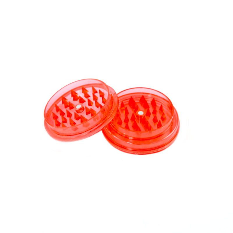 Plastic Grinders Mix Colors 2 parts (JL-005J)