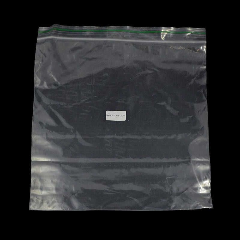 Ziplock Bag 500x500mm