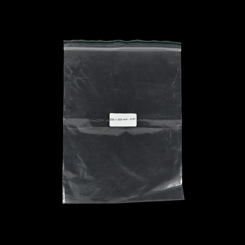 Ziplock Bag 250x350mm