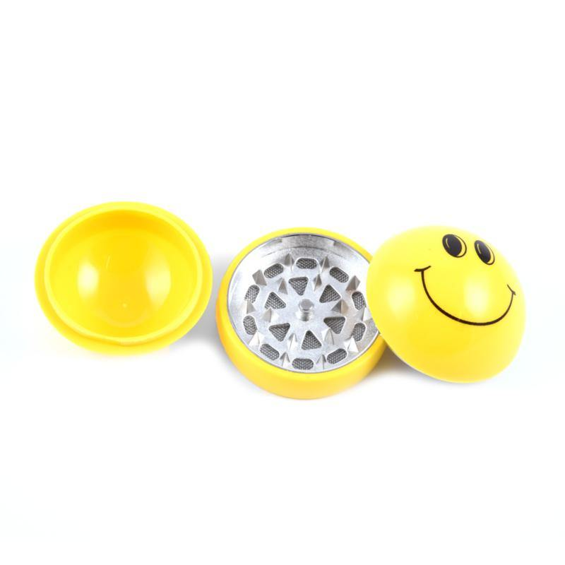 Ball Smiley Grinders 3 Parts  (JL-355J)