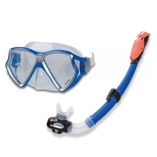 Snorkel Goggles and Tube Intex - Shoppersbase