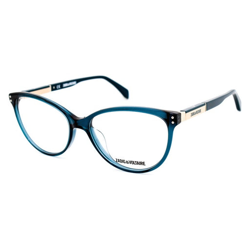 Ladies' Spectacle frame Zadig & Voltaire VZV160-0AGQ (Ø 53 mm) - Shoppersbase