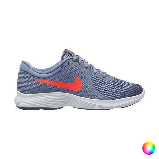 Running Shoes for Kids Nike Revolution 4 GS - Shoppersbase