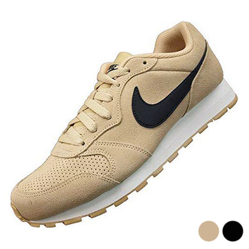 Men's Trainers Nike Md Runner 2 Suede - Shoppersbase
