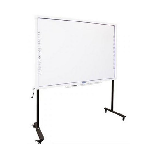 "Interactive Whiteboard + Stand with Wheels iggual IGG314388+314364 82"" - Shoppersbase"