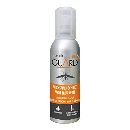 Moskito Guard Insect Repellent – 75ml spray - Shoppersbase