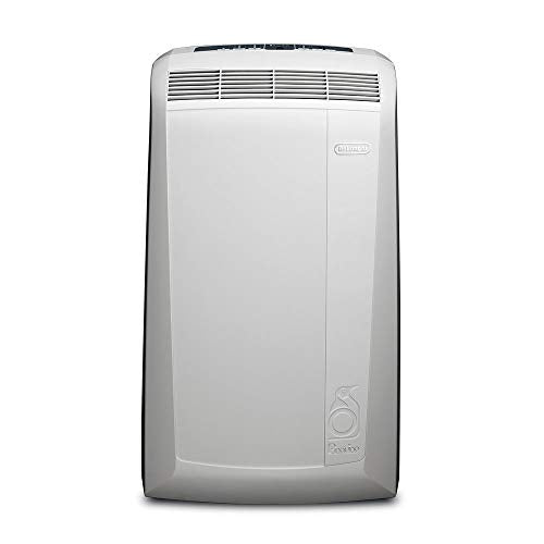De'Longhi PAC N90 Eco Silent Portable Air Conditioner, 2500 W, White - Shoppersbase