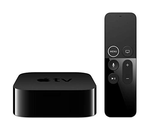 Apple TV (32 GB - 4th Generation) Black - Shoppersbase