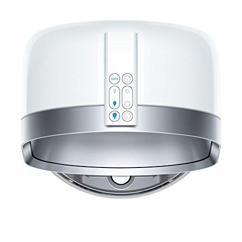 Dyson VBPHUKA502 AM10 Humidifier and Fan, White/Silver [Energy Class A], Aluminium - Shoppersbase