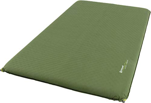 Outwell Self Inflating Mat Dreamcatcher Double 10.0 cm, 195 x 130 x 10 cm, Green - Shoppersbase