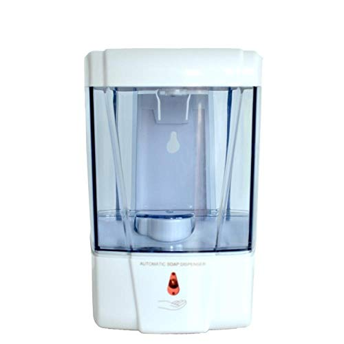 APO Automatic soap dispenser wall mounted large capacity 600ml non-contact induction can be used in hospital, airport and family - Shoppersbase
