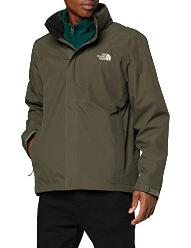 THE NORTH FACE Men's M Sangro Jacket Shell, New Taupe Green, M - Shoppersbase