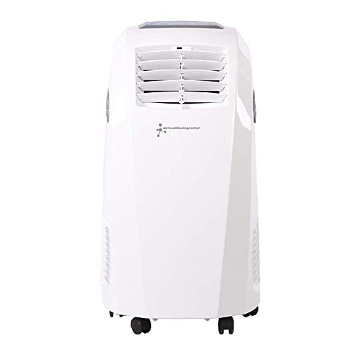 KYR-25CO/AG Portable Air Conditioner 3 in 1 Wi-Fi Enabled Air Conditioning, Air Cooler, Dehumidifier, with Fan Function. 9000BTU, Remote Control, LED Display, 3 Fan Speeds & 24 Hour Programmable Timer - Shoppersbase