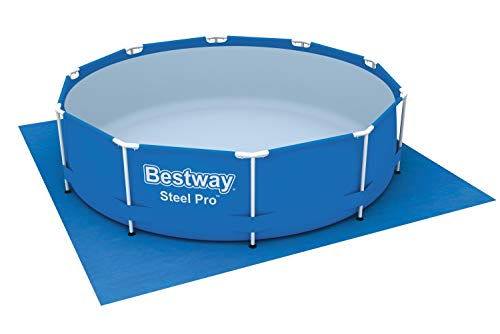 Bestway Ground Cloth, 335 x 335 cm - Shoppersbase
