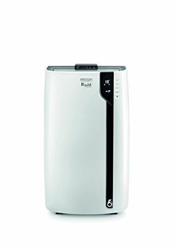 Delonghi PAC EX100 Portable Air Conditioner, Plastic - Shoppersbase
