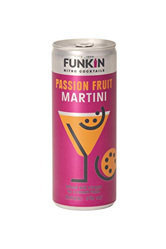 Funkin Passion Fruit Martini Nitro Cocktail Cans, 12 x 200 ml - Shoppersbase