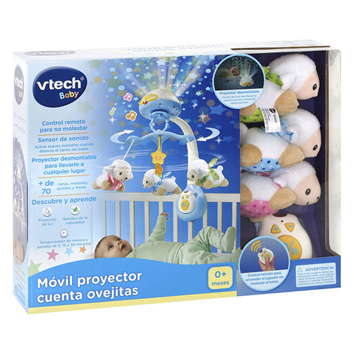 mobile projector Count Sheep Vtech - Shoppersbase