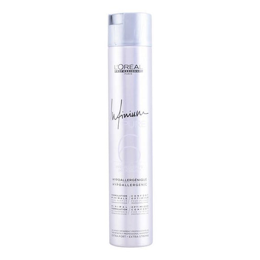 Extra Firm Hold Hairspray Infinium Pure L'Oreal Expert Professionnel (500 ml) - Shoppersbase